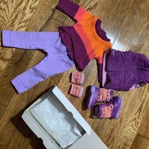 American Girl Doll Winter Clothing